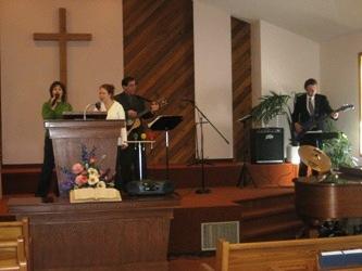 Worship Team1